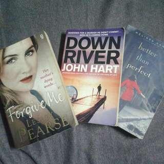 Take All 3 Drama Bundle: Forgive Me, Down River, Better Than Perfect