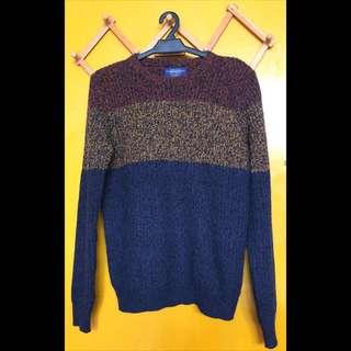 Pull & Bear Winter Sweatshirt