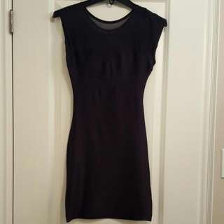 American Apparel Mesh Dress