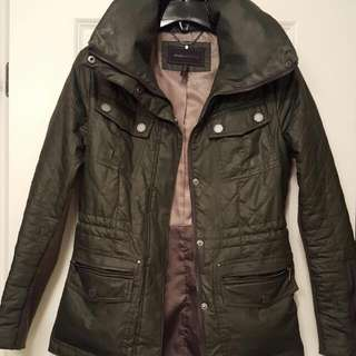 BCBG Quilted Jacket