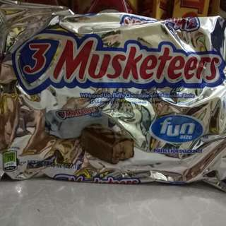 3 Musketters 297.1g