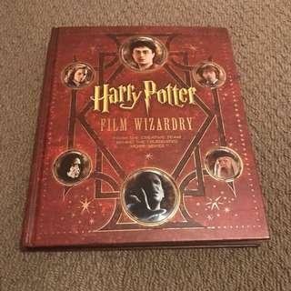 Harry Potter Film Book