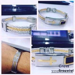 Cross Bracelet Brand New!