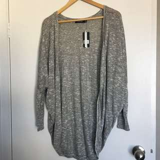 Glassons Grey Cardigan/Kimono