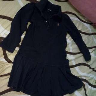 Original Ralph Lauren Long Sleeves Dress