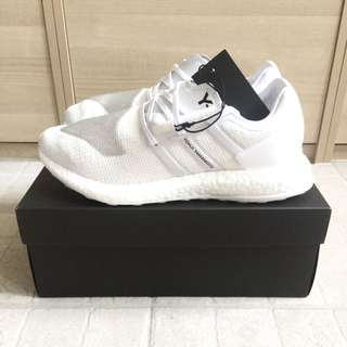 1c5205dcc46ac ❗️PRICE DROP❗️Y-3 Zg Knit Pure Boost Triple White US9.5