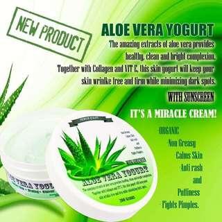 Aloe Vera Yogurt