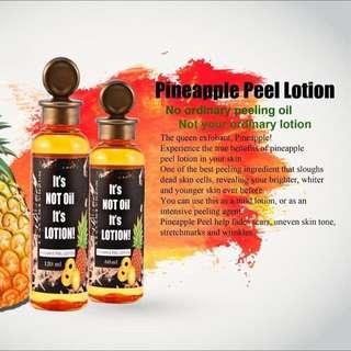 Pineapple Peeling Lotion