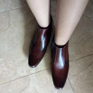 Sepatu Kulit Asli 100%