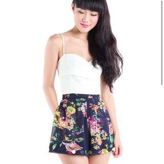 TTR Magnolia Skorts / Skirt