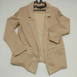 New Look Blazer Jacket Casual Wanita Winter