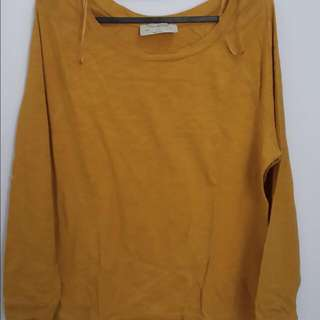 Zara Trafaluc sweatshirt F/W collection