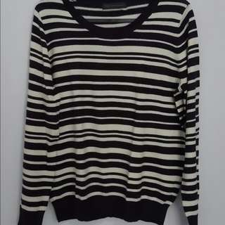 Marks & Spencer Striped Sweatshirt