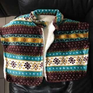 法蘭絨居家披毯