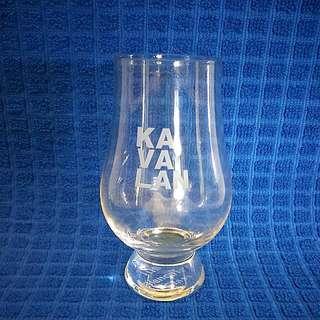 KAVALAN whisky Glass
