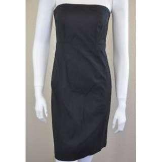 Black Tube Dress (Gap Stretch)