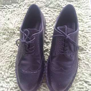 Zara Shoes,size 38,Black Colour