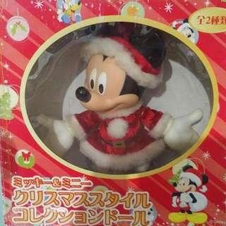 Santa Mickey Mouse By Sega