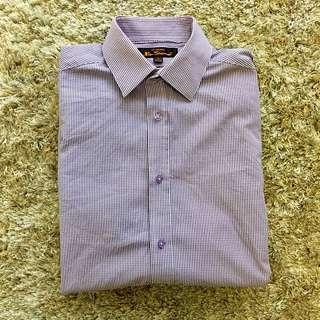 Ben Sherman Long Sleeve Shirt Size Small