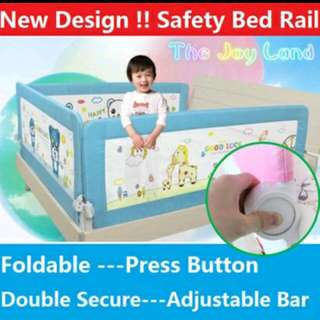 Brand New In A Box Baby Bed Rail