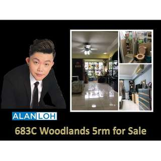 683C Woodlands 5rm for Sale