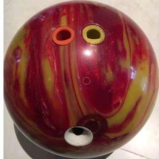 Track 100P 8 Pound Bowling Ball