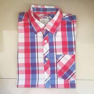 Tom Tailor Plaid Shirt
