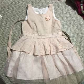 Pastel dress4T
