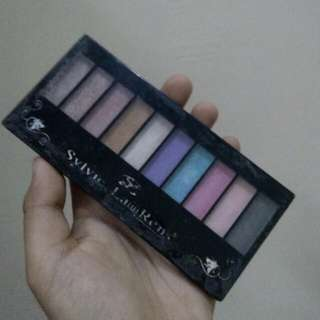 Sylvie Lauren Eyeshadow Pallete
