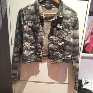 Size S Denim Jacket
