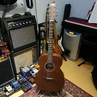 V300MH All-mahogany Guitar