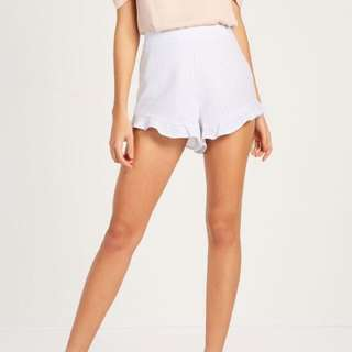 Glassons Frill Shorts