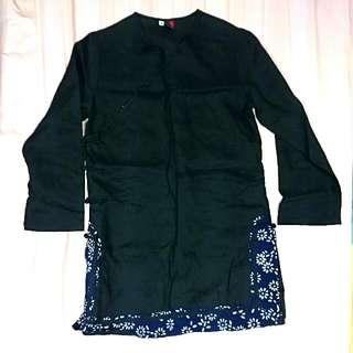 中國風長袖薄上衣