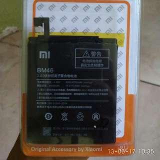 Baterai Xiaomi Note 3/Pro