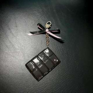 Chocolate Lovers Bag Charm