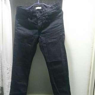 含運(近全新)Uniqlo 牛仔褲