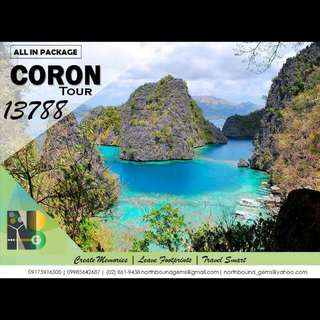 Coron, Palawan All In Package