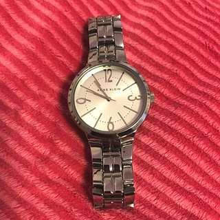 Original Anne Klein Silver Watch