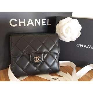 香奈兒 Chanel 短夾