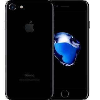 iPhone7 Plus Jet Black 128GB Brand New