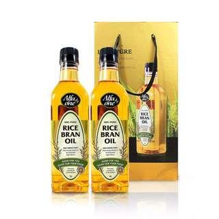 紐西蘭 Alfa One 米糠油 (1L)