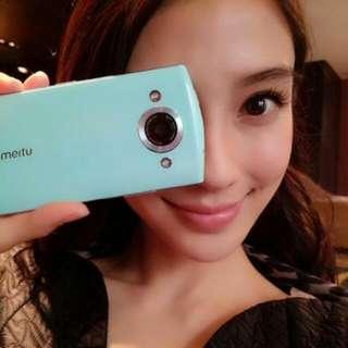 美圖手機Meitu M4 **稀有好看的Tiffany綠色**