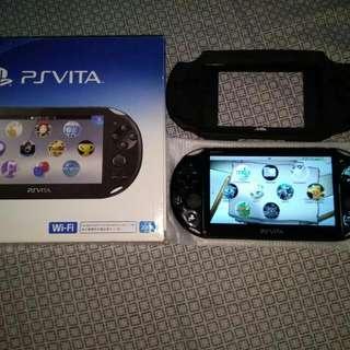 PS Vita 2006 Slim 3.60 Modded