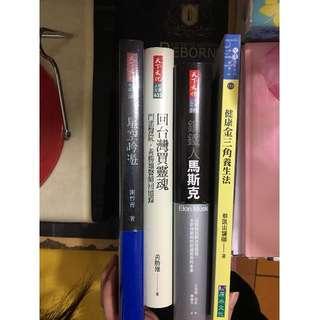 回台灣買靈魂 鋼鐵人馬斯克 健康金三角養生法