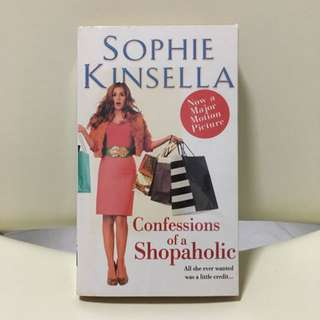 Novel: Confessions Of A Shopaholic