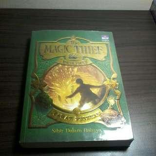 Novel The Magic Thief 3