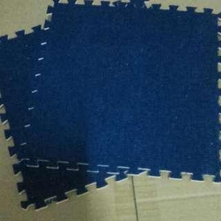 超級便宜賣   地毯式巧拼地墊