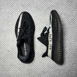 Adidas Yeezy 350 Boost V2 - Oreo / Black White