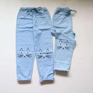 Kitty Denim Jeans