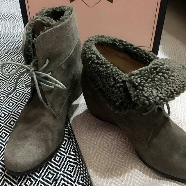 踝靴(冬天款)